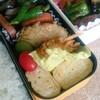 鶏つくねのジャガイモ衣揚げ弁当