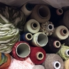 糸がたくさん届いた