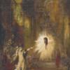 日曜美術館「ギュスターヴ・モロー ファム・ファタル(魔性の女)に魅せられて」