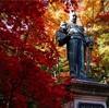 「東郷公園」紅葉が一面に広がる隠れ絶景スポット【埼玉県 観光】