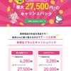 期間限定ポイントバック案件【スマモバ】格安SIM