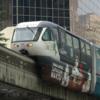 【浜松町から羽田へ】東京モノレールが揺れすぎる問題について