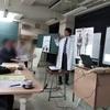 世田谷区立三宿小学校で、姿勢のお話。