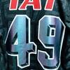 チアゴサンタナ選手さんは大好きな49番を越えて来るのか🤔