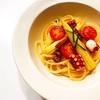 シンプル‼︎タコと野菜のオイルパスタのレシピ