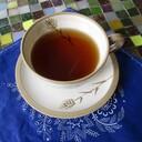 お茶をのみに来てください♫
