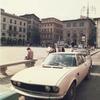 1974年のフィアットディーノ・クーペ   Dino 2400 Coupe in Italia