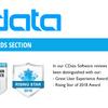 "CompareCamp.com でCData Software が""Best User Experience 賞""と""Rising Star 2018 賞""を受賞"