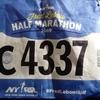 初ハーフマラソン 走ってみた