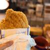 台湾行ったらかぶりつきたい、士林豪大大鶏排。