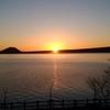 北海道の支笏湖までのドライブはアップダウンとカーブも適度にあって楽しいコースです。