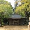 竹原神社の上溝桜・・