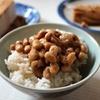 便秘解消に効果あり!納豆ごはん食べて便秘が良くなった話。