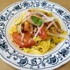 シンプルなパスタが一番美味しい【フレッシュトマトのフェットチーネ】