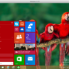 Windows 10 Technical Preview を Macbook Pro (Parallels Desktop 10) にインストールしたよ