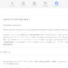 macOS 10.12.4が公開となった Adobe Illustrator CS3はまだ使ます。