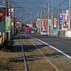 1993年の名古屋鉄道・美濃町線 末端区間の様子 第2部