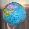 オーストラリアとオーストリアは違う!地球儀ボールを買ってわかったこと
