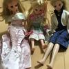 【ドール】リカちゃん、ジェニー、ティモテ