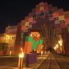 【minecraft】マイクラエンカウント 第3回 ~商店街~ 【マインクラフト】