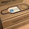Amazon.com とアカウント結合している場合は Amazon Dash Button が使えない