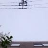 作曲工房 朝の天気 2018-06-15(金)くもり のち 雨