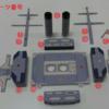 【メイキング】戦艦三笠 ペーパークラフト(脱線しまくり)