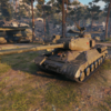 【WOT】ソ連 Tier 7 課金重戦車 IS-2M  車輌性能と弱点【Supertest】