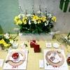 《アーティス1階》お正月のテーブルコーディネートをご提案!「暮らしの花歳時記-和ごころ-」