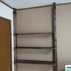 DIYでフィギュア兼本棚を作成!9000円ほどで簡単に大きな棚が出来た!