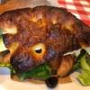 神楽坂でパンが最強に美味しいビストロ【entraide】でお洒落ランチ!特大サンドイッチを口いっぱいに頬張ったよ!
