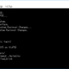 yuki-sato.comの「LinuxからFPGAを使ってみる」をやってみる (ZedBoard版 #10)