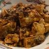 自家製花椒油で作る麻婆豆腐