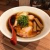 ソラノイロ NIPPON @東京ラーメンストリートにて、特製淡麗醤油ラーメン。