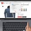 スリムベゼルや独立したTouch IDなどを特徴とした16インチMacBook Proの新たなイメージ