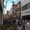 蔵前神社の例大祭に遭遇