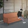 【comico】道端にソファーが!?韓国で見た不思議な光景!