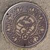 福井県大野市のマンホール