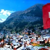 スイス犯罪増えず、ビザなしなのに、、