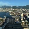 リーガロイヤルホテル小倉宿泊/高層階でナイスビュー【福岡・大分紀行2】