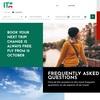 ITA のウェブサイト