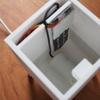 積層型3Dプリンターの造形物の防水・漏水防止をやりました