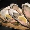 赤羽 岩牡蠣 生1 真牡蠣 生3 焼2 蒸し1