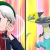 【剣盾】 色違いドラパルト とお友達のおもち(モルペコ)