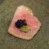 山葵風味のバルサミコソース