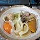 「みそ海鮮鍋」を使った「煮ぼうとう」
