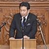 枝野氏演説、衆院最長「災害よりもギャンブル」