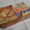 全粒粉薄焼きクリームサンドビス メープル