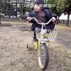初めての自転車🔰(補助輪付き)練習