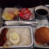 MH(Malaysia Airlines)の機内食